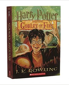 HP and the Goblet of Fire Audiobook Stream