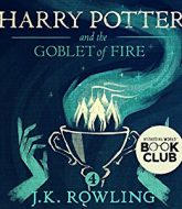 Harry Potter and the Goblet of Fire Audiobook Jim Dale